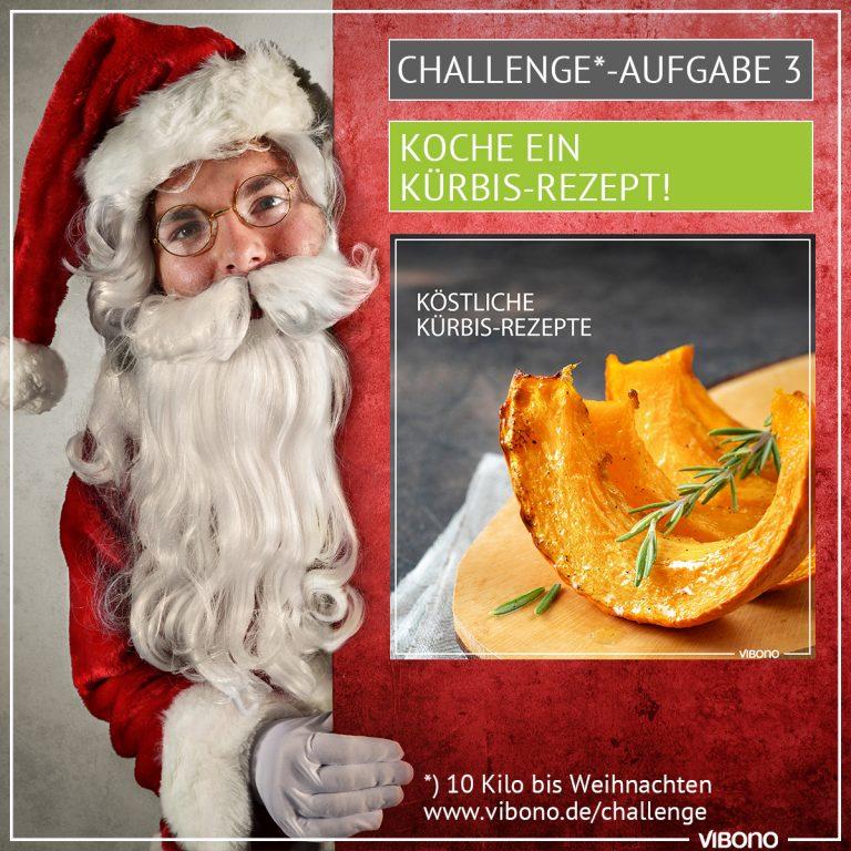 Challenge-Aufgabe 3: Kürbis-Rezept