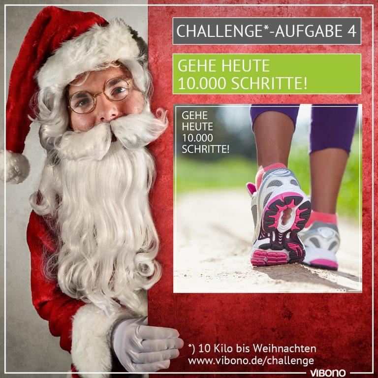 Challenge-Aufgabe 4: 10000 Schritte