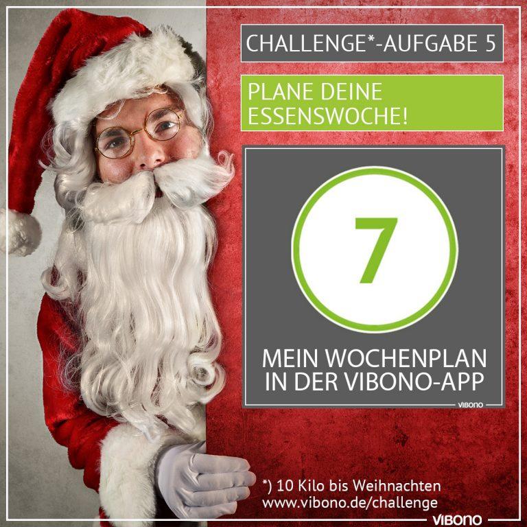 Challenge-Aufgabe 5: Woche planen