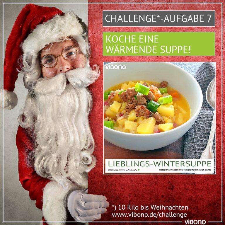Challenge-Aufgabe 7: Suppe kochen