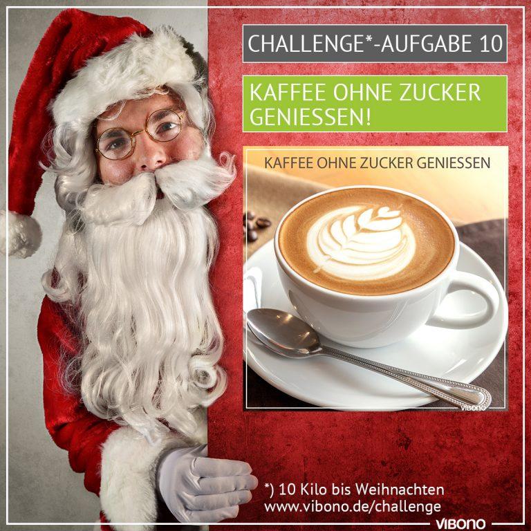 Challenge-Aufgabe 10: Kaffee ohne Zucker