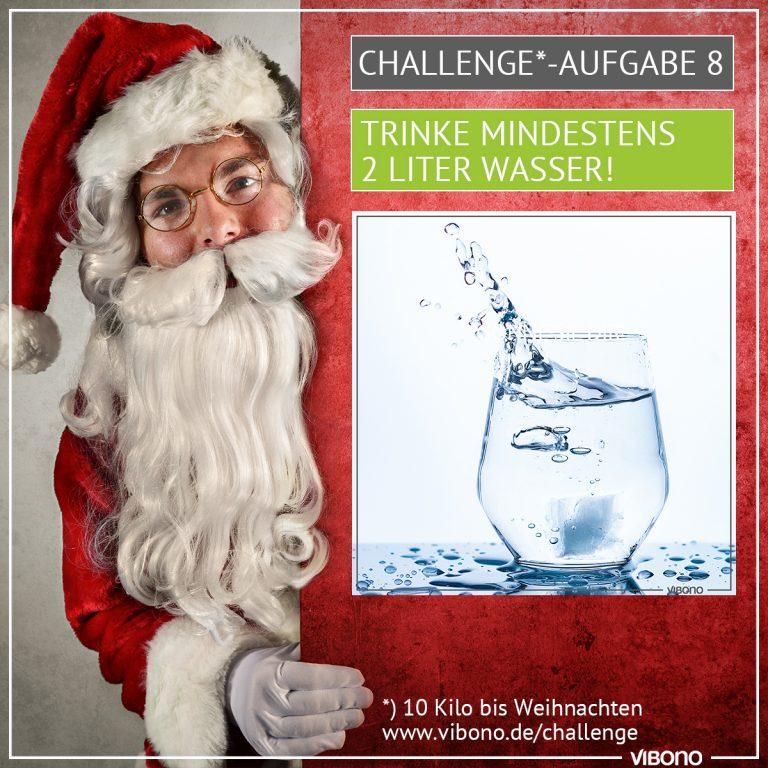 Challenge-Aufgabe 8: Wasser trinken