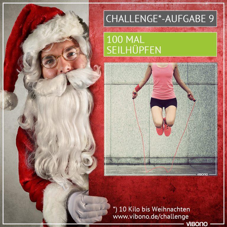 Challenge-Aufgabe 9: Seilhüpfen