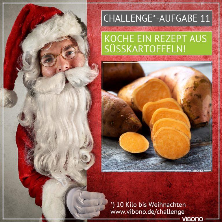 Challenge-Aufgabe 11: Süßkartoffeln zubereiten