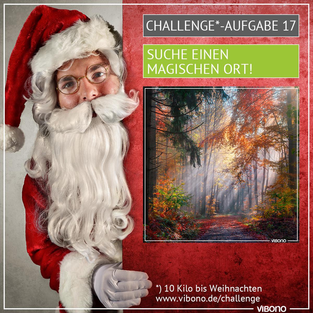 Challenge-Aufgabe 17: Magischen Ort suchen