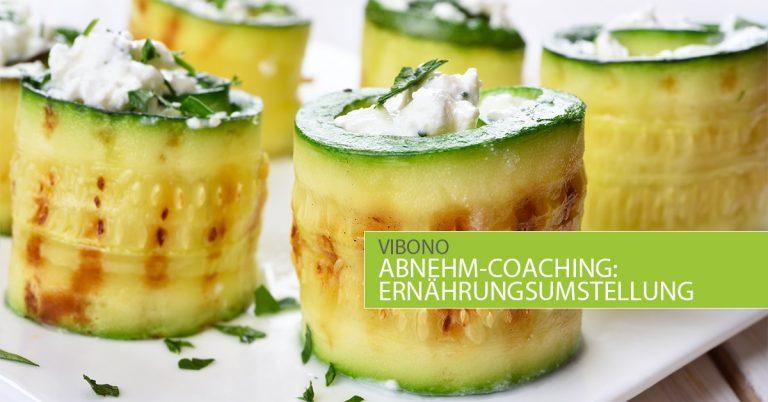 Coaching: Ernährungsumstellung