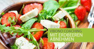 Mit Erdbeeren abnehmen