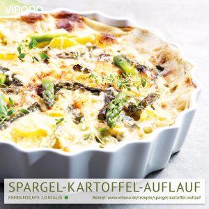 Spargel-Kartoffel-Auflauf